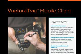 VueturaTrac™ Mobile Client